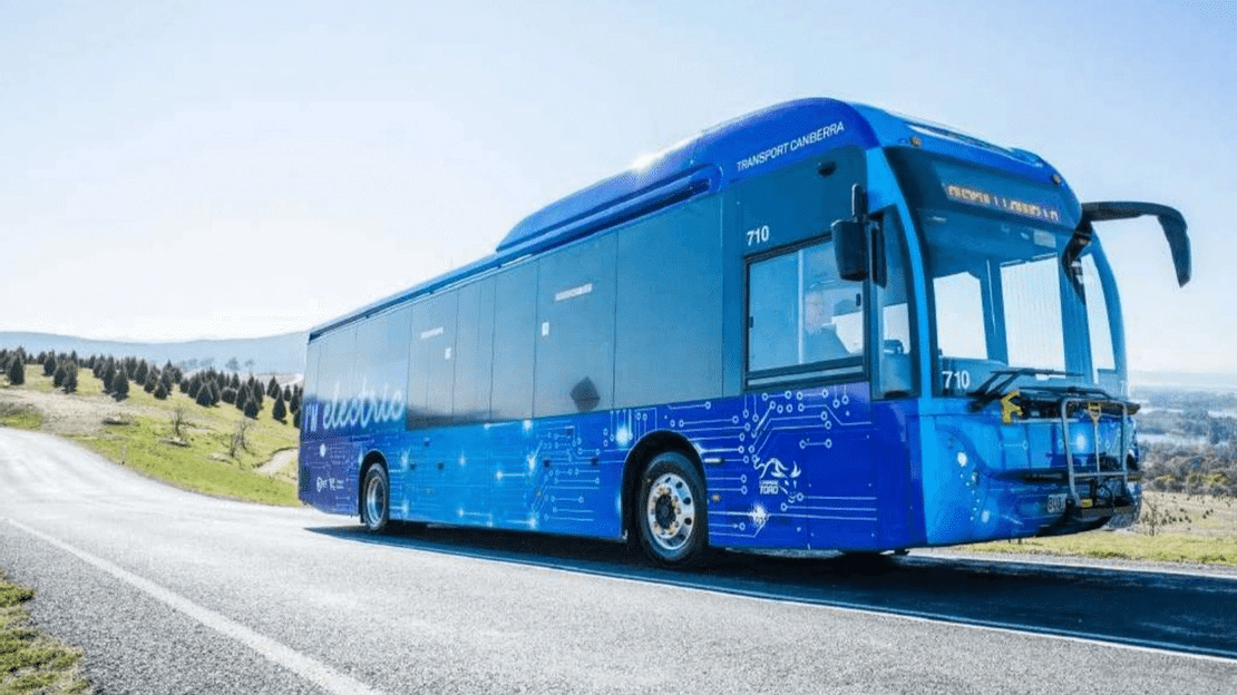 Measuring the efficiency of electric buses